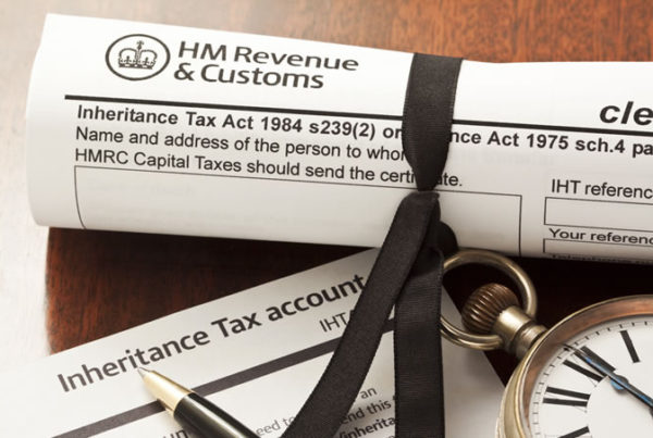 Financial Adviser in Lincoln talks about changes to IHT