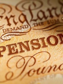 Independent Financial Adviser in Nottingham discusses pension funds